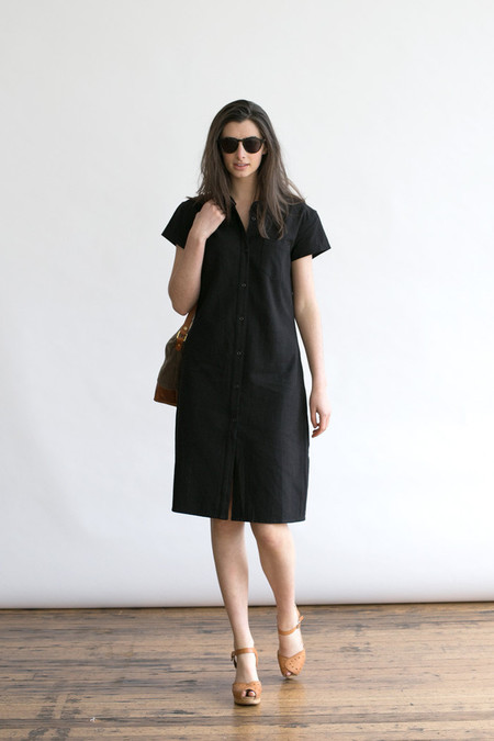 Bridge & Burn Tayler Dress in Black