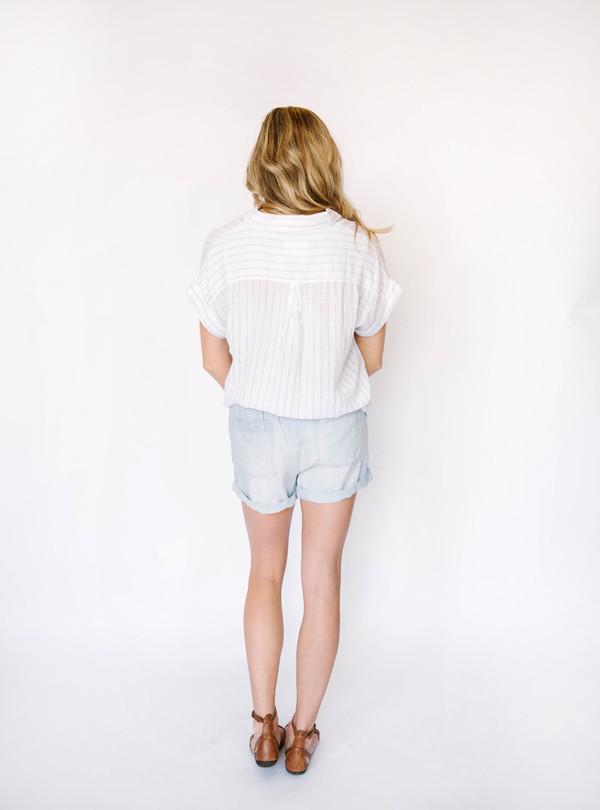 Bella Dahl Pocket Short