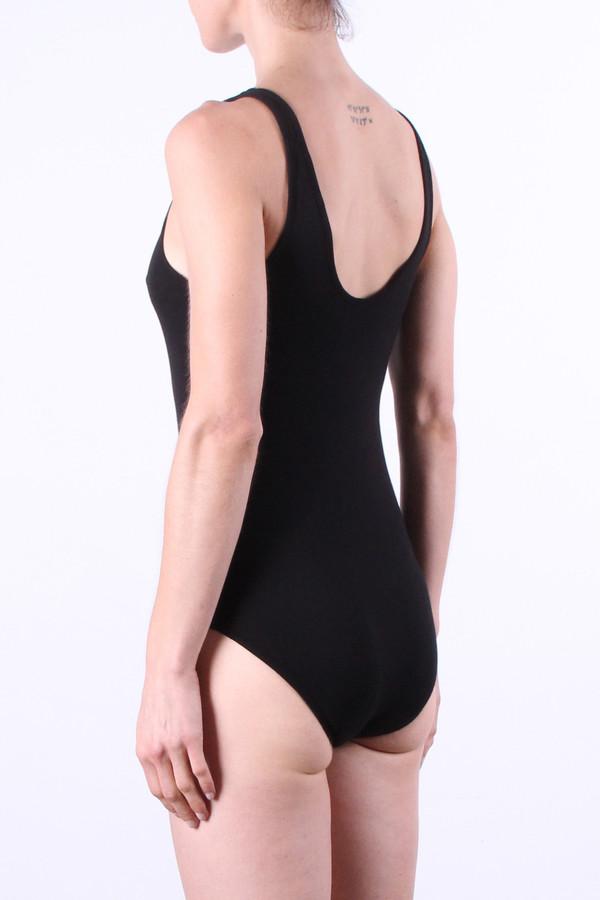 Calder Blake Bianca Bodysuit in Black