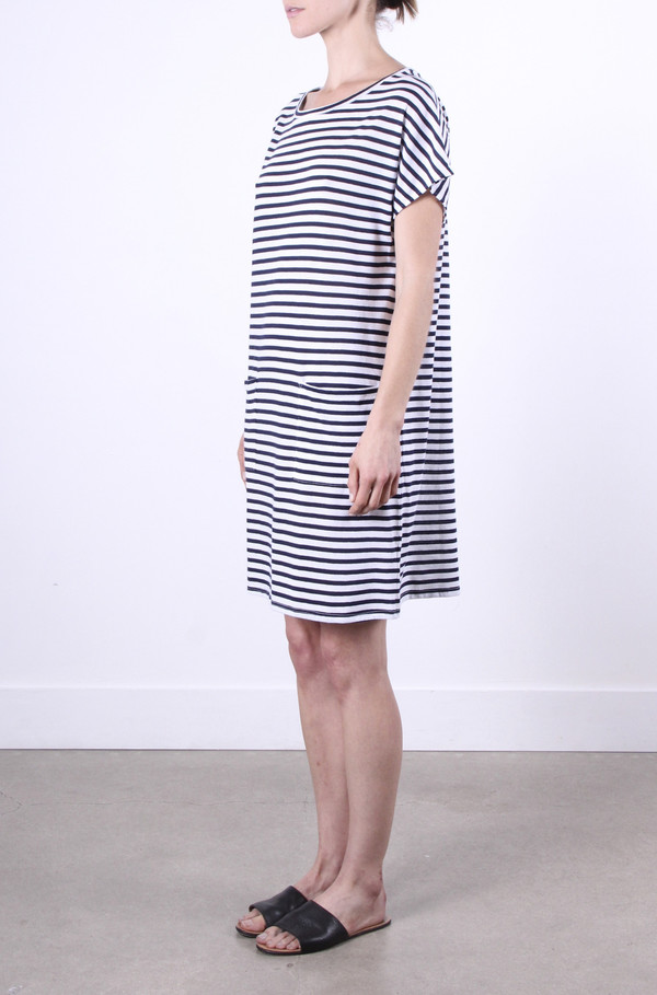 Calder Blake Cicely Stripe Dress