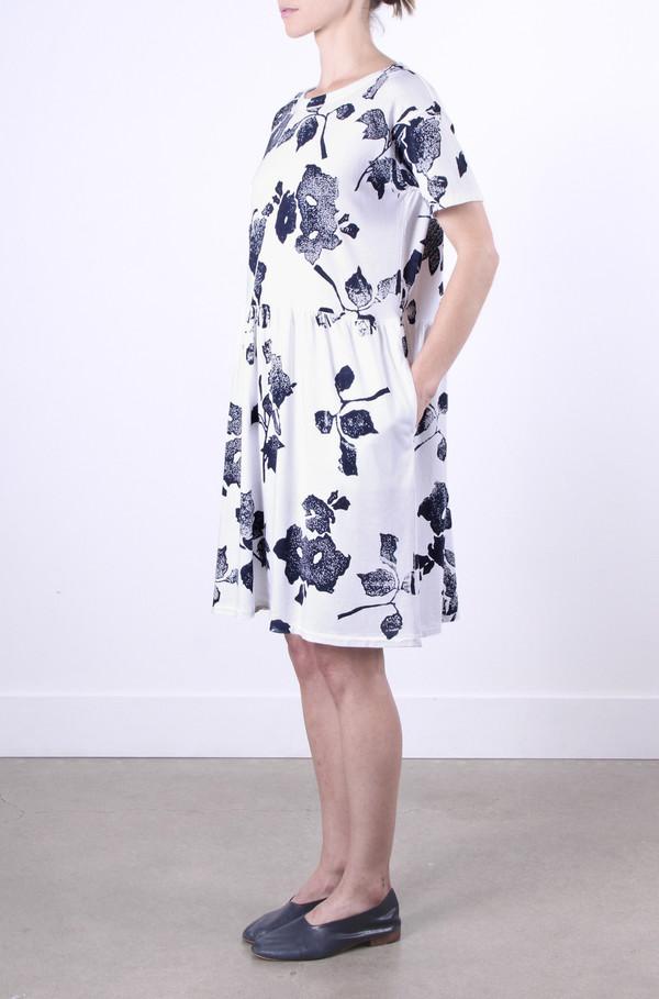 Elodie Dress in Flower Print