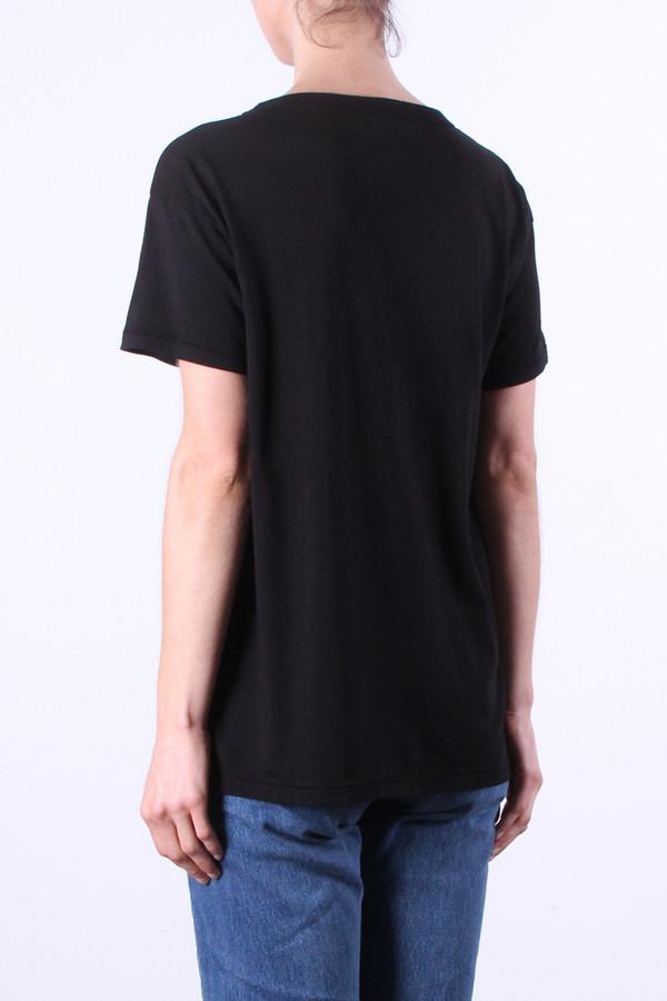 Calder Blake Jaq Tee in Black