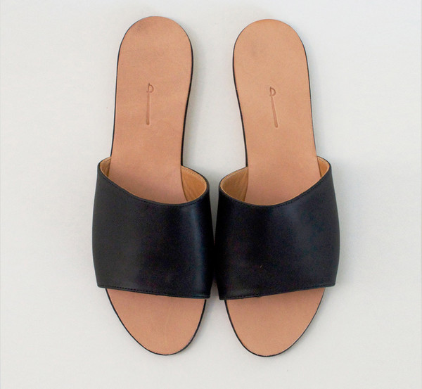 The Palatines - caelum slide sandal