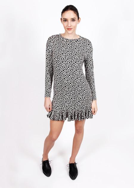 Baum und Pferdgarten Emba Leopard Printed Dress