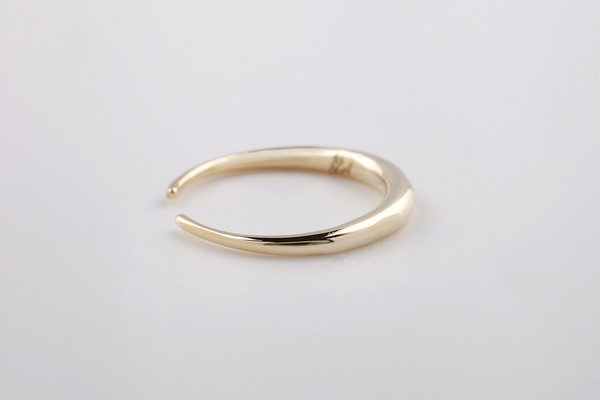 Gabriela Artigas Infinite Tusk Ring
