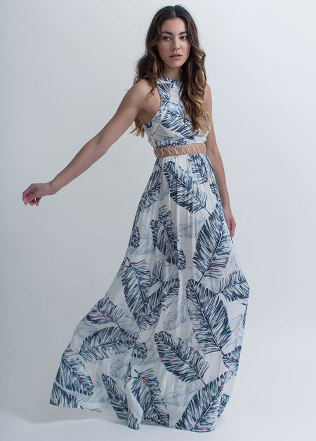 Style Stalker Palm Springs Maxi