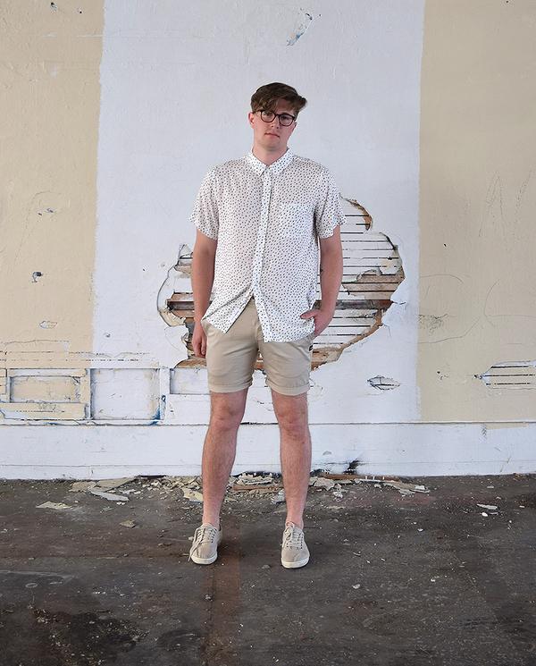 Barney Cools B. Line Short-Tan