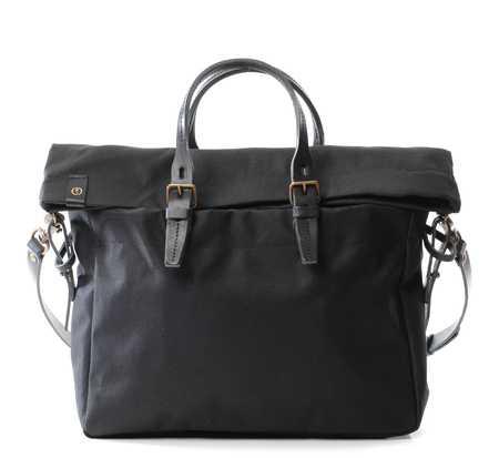 Bleu de Chauffe Black Remix Bag
