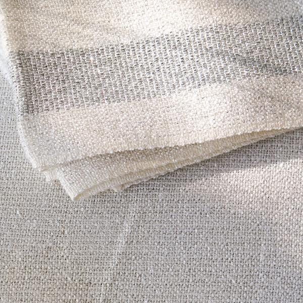 Erica Tanov silver-striped napkins