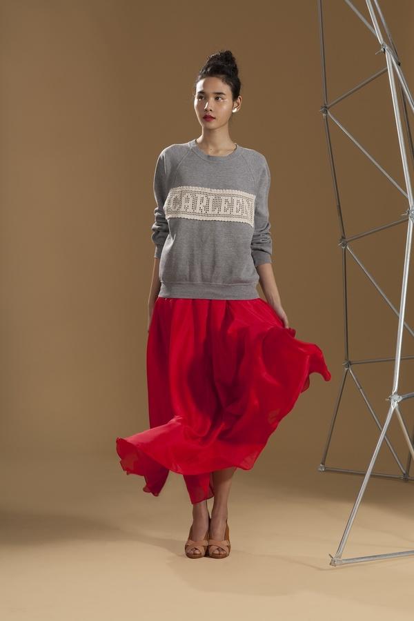 Carleen Utopia Sweatshirt