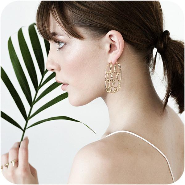 Merewif Scale Fragment earrings
