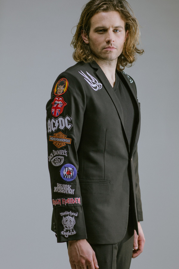 Men's Any Old Iron Dead Heroes Jacket