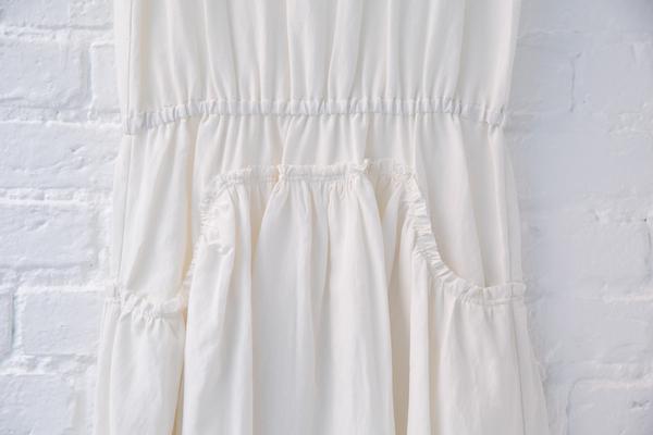 alasdair drop waist dress