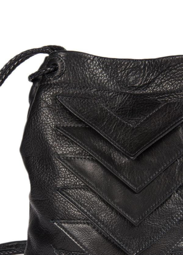 Collina Strada - Tryst Bag in Black
