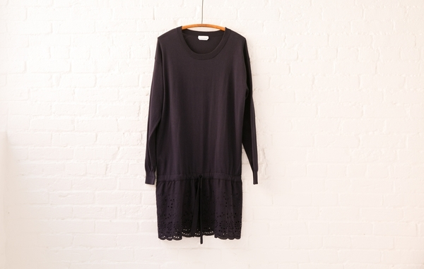 see by chloe knit dress