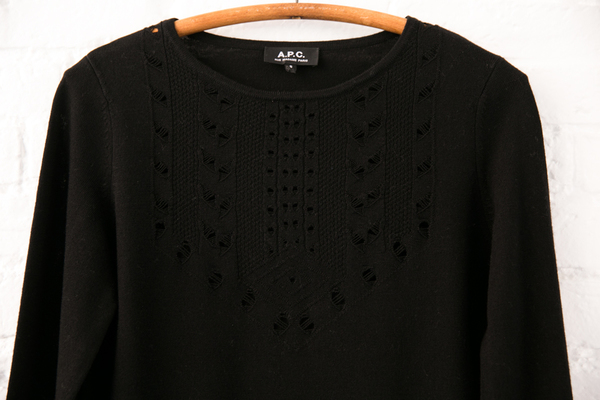 a.p.c. stevie sweater
