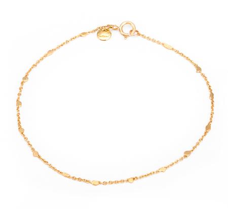 Satomi Kawakita B0801 18K Little Fleck Bracelet