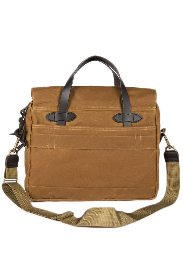 Men's Filson - 72 Hour Briefcase in Tan