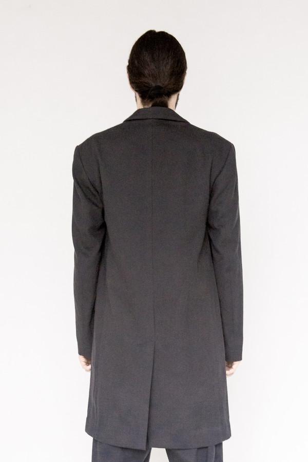 Robert Geller Cotton Dominik Coat