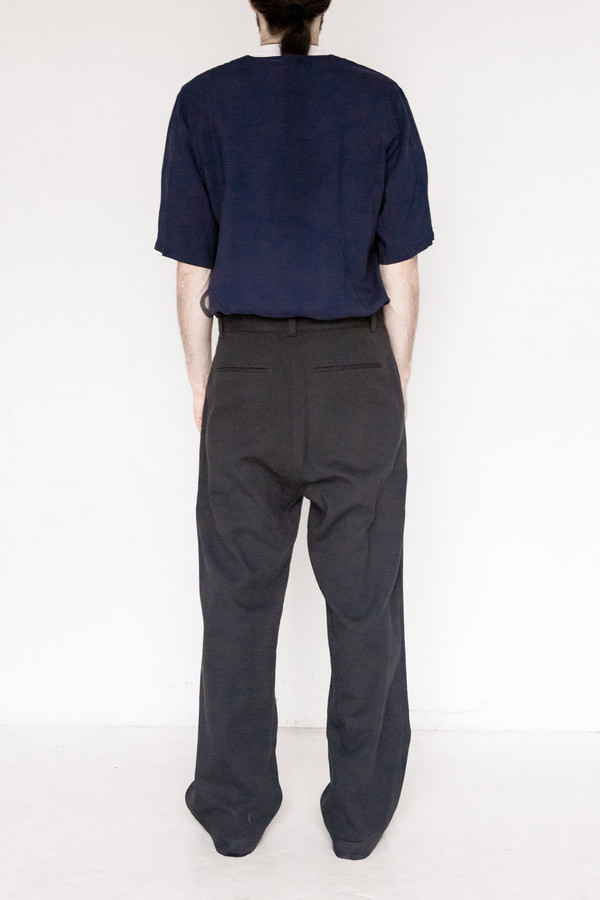 Robert Geller Cotton Dominik Trouser