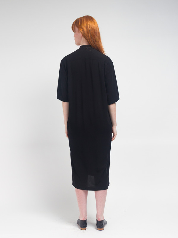 Assembly New York Crepe Shirtdress