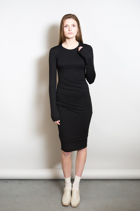 BLQ Basiq Long Sleeve Dress