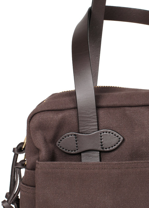 Filson - Tote Bag With Zipper in Brown