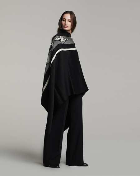 VOZ Diagonal Wrap - Black
