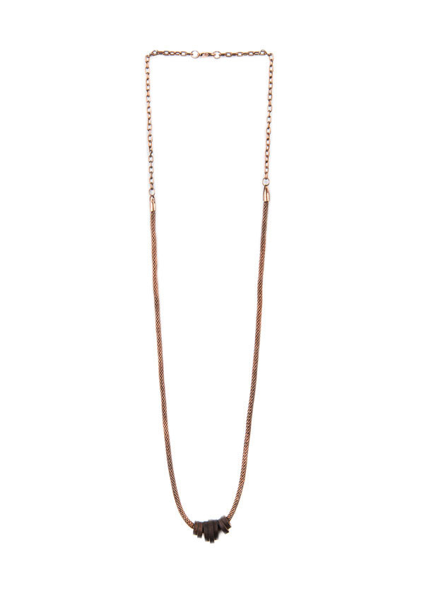 Henderson Dry Goods - Disc Necklace