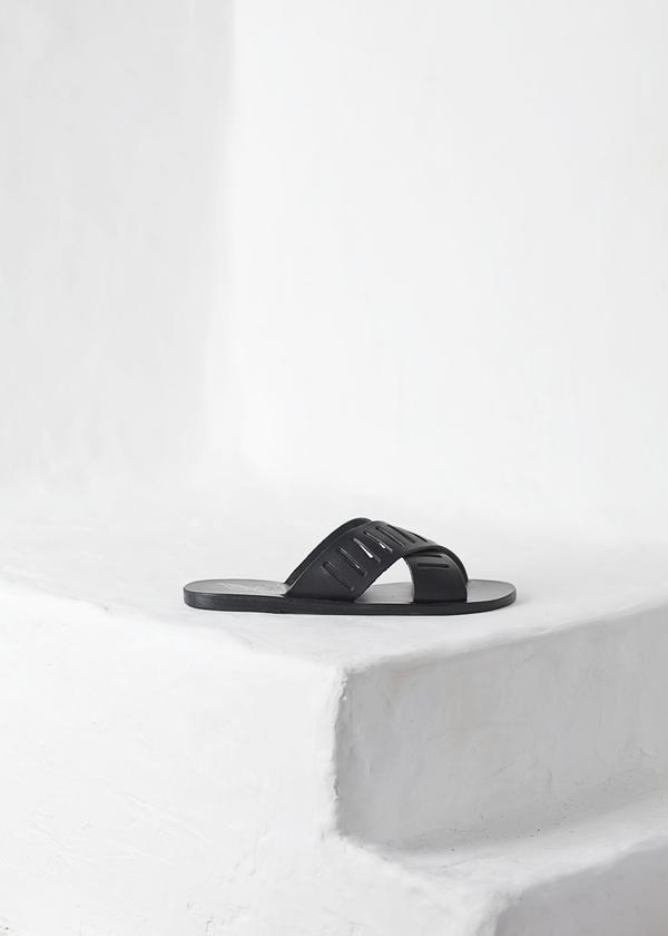 Ancient Greek Sandals Thais Column
