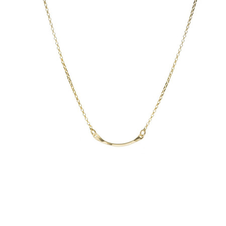 Kara Yoo Curve Necklace