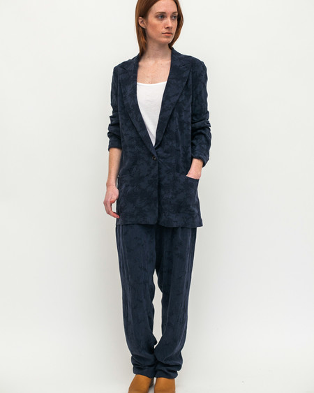 David Michael Femme Blazer in Navy