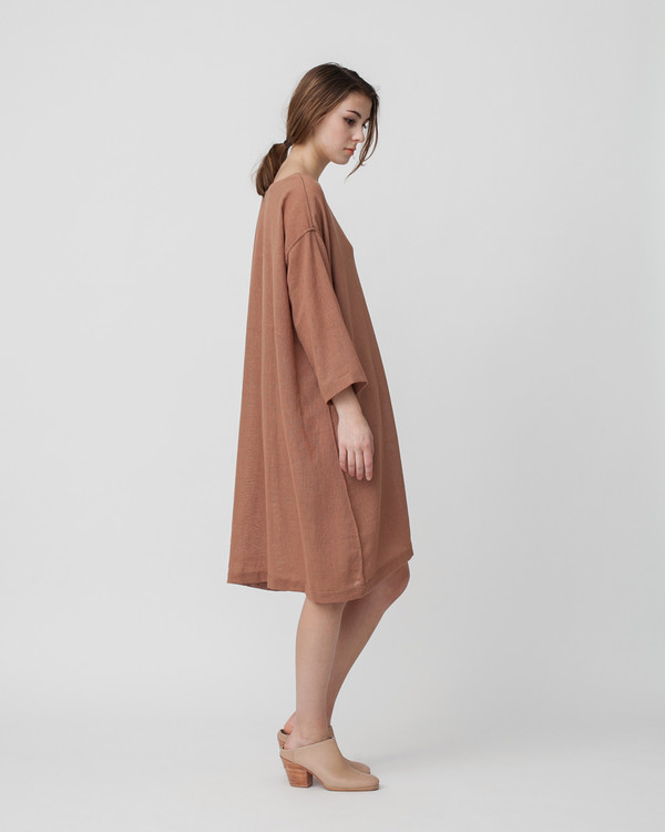 Jute Shirtdress
