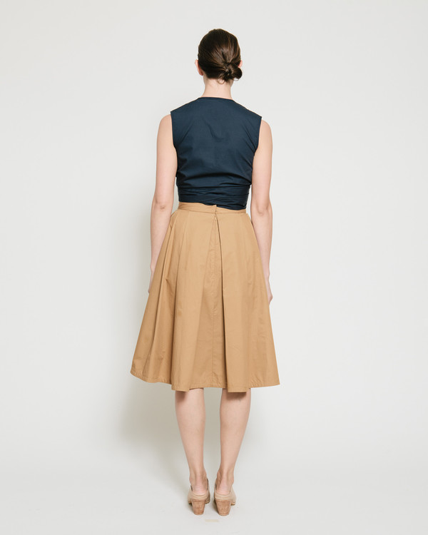 Gary Bigeni Kramer Pleated Skirt