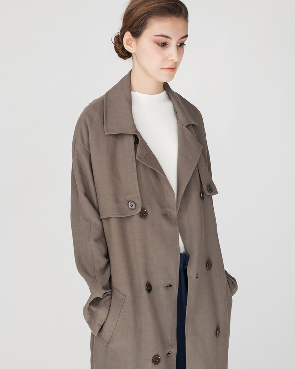 Sessun Lates Trenchcoat