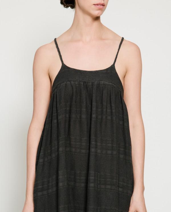 Nico Nico Mitchell Textured Dress in Liquorice
