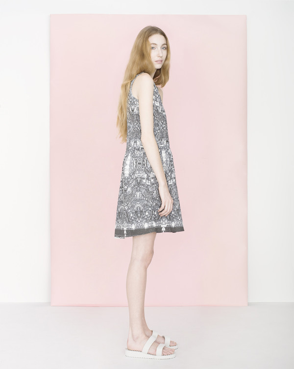 Stine Goya Mozaique Dress
