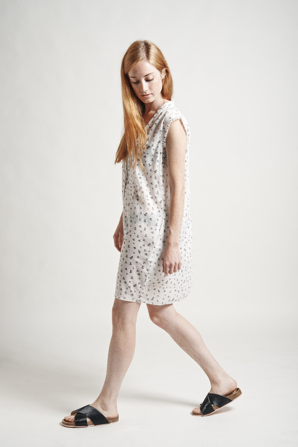 Girl by Band of Outsiders Shirt Dress