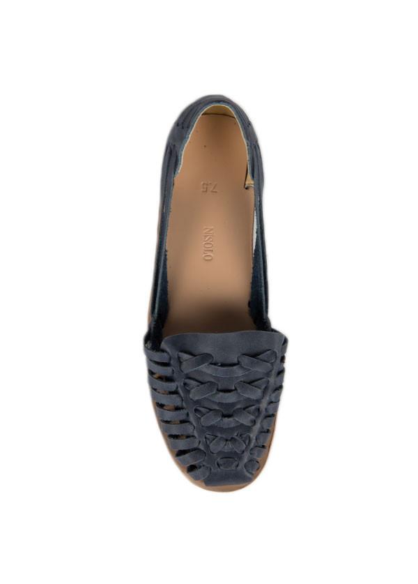 Nisolo - Ecuador Sandal in Indigo