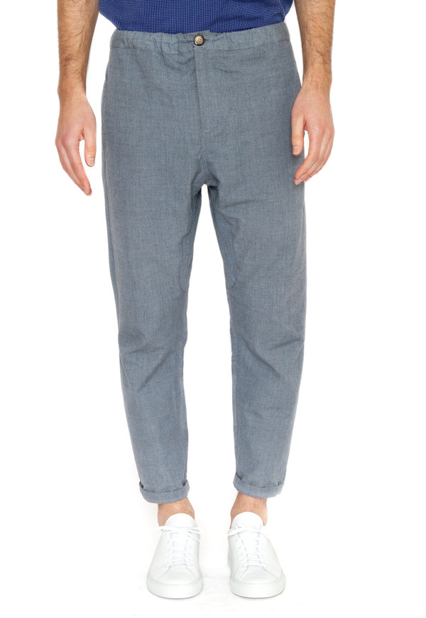 Men's Deshal Kuyasa Canvas Tapered Pant
