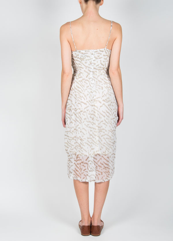 Objects Without Meaning - Amber Dress in Cream Aurora