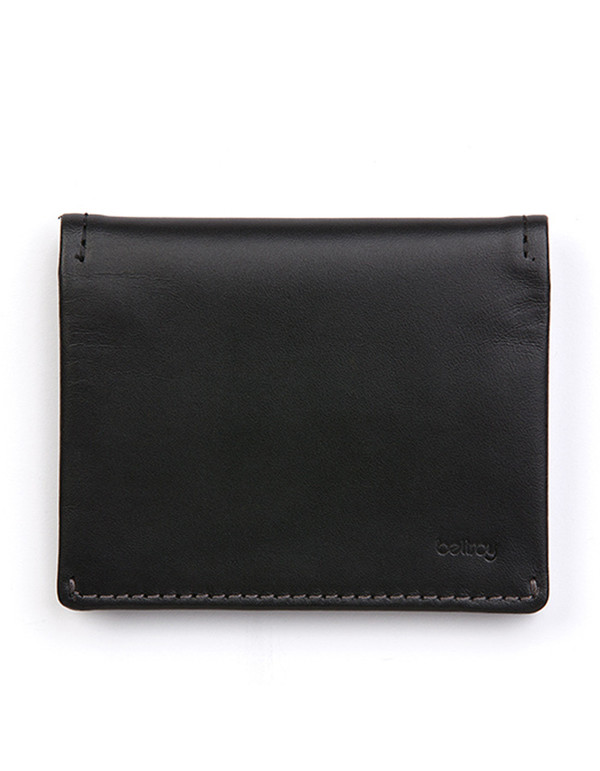 Men's Bellroy Slim Sleeve Wallet Black