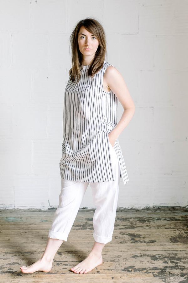 WINSOME Arklow Stripe Tunic