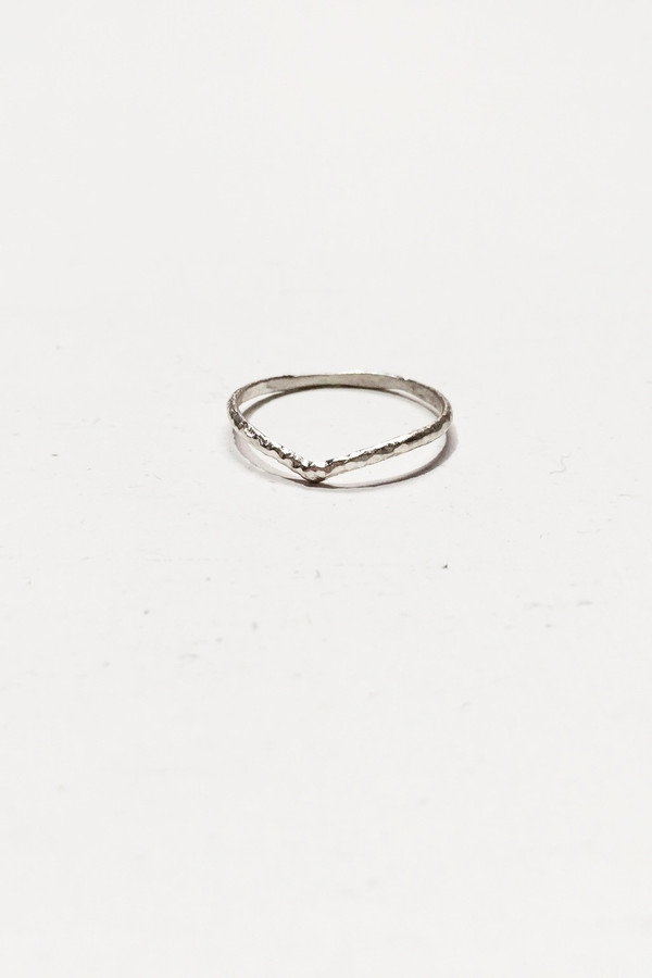 Nettie Kent Jewelry Astrid Ring - Sterling Silver