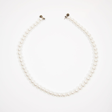 Slow and Steady Wins the Race Pearl Strand Earrings