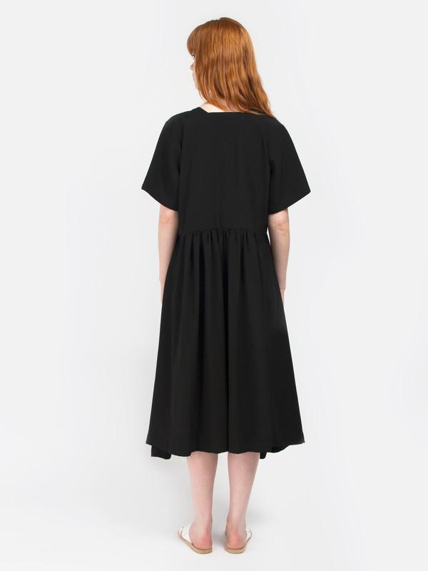 Henrik Vibskov Black Very Dress