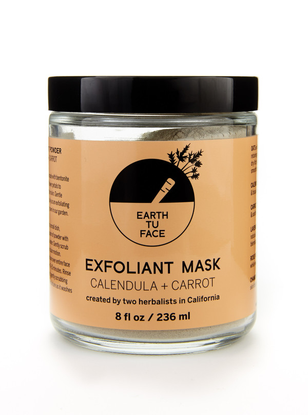 Earth Tu Face - Exfoliant Powder Mask