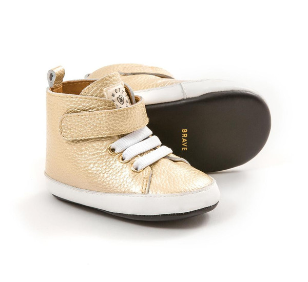 Pretty Brave Hi-Top Goldi Boot
