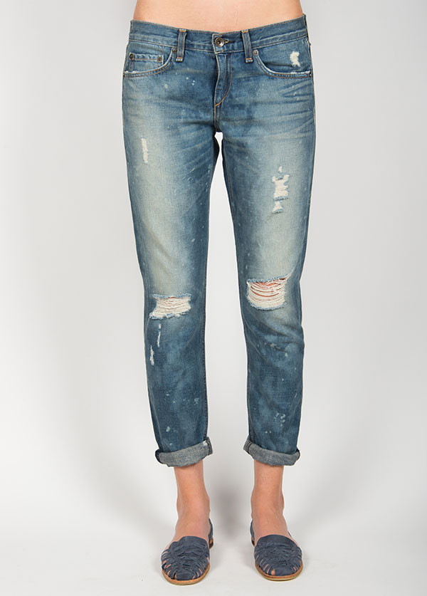 Rag & Bone - Boyfriend Jean in Beacon