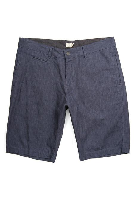 Bridge & Burn Camden Shorts - Steel Blue